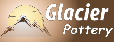 Glacier Pottery Logo